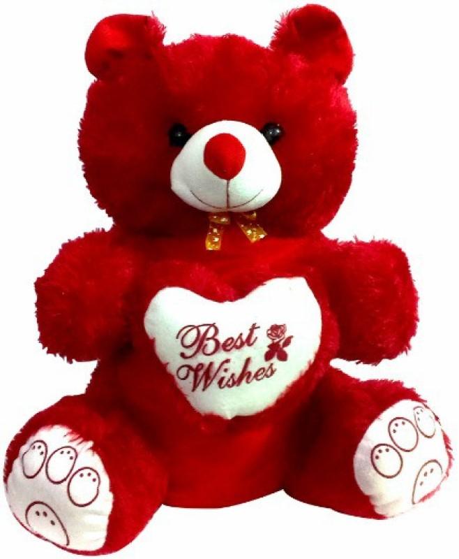 Ktkashish Toys Kashish cute red teddy bear 20 inch  - 20 inch(red)