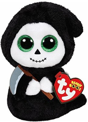 Ty Inc Ty Beanie Boo Plush Grimm Reaper 15Cm (Halloween Exclusive)