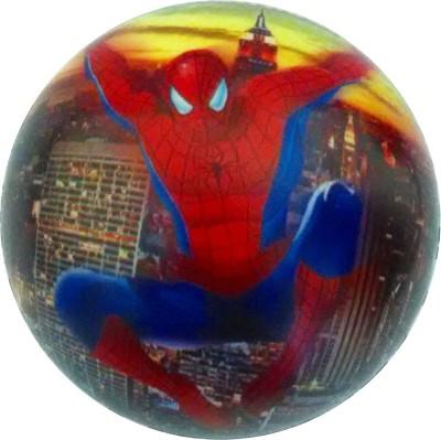 Lolprint 01 Spider Man Soft Ball  - 4 inch