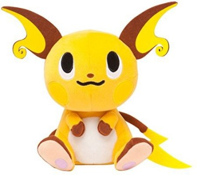 Pokemon Center Plush Doll Time Raichu
