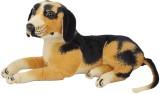 VRV Dog Stuffed Animal  - 10 inch (Brown...