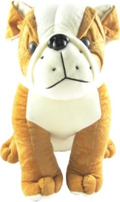 Tabby Cute & Innocent Bulldog Stuffed Toys  - 35 cm