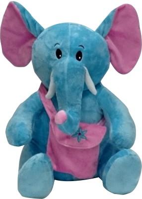 Soft Buddies Naughty Elephant  - 16 inch