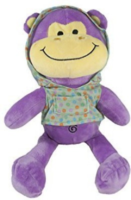 Neat-Oh Splushy Jumper Monkey Plush