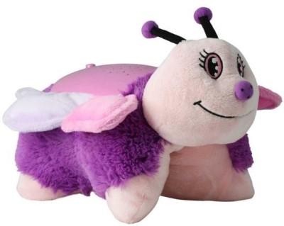 Ideal Home Dream Lites Pillow Pets - Fluttery Butterfly  - 12.5 Inch