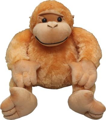 Tipi Tipi Tap Brown Monkey Bear Teddy  - 60 cm