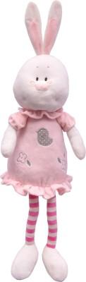 U Smile Pink Rabbit 31 cm  - 31 cm