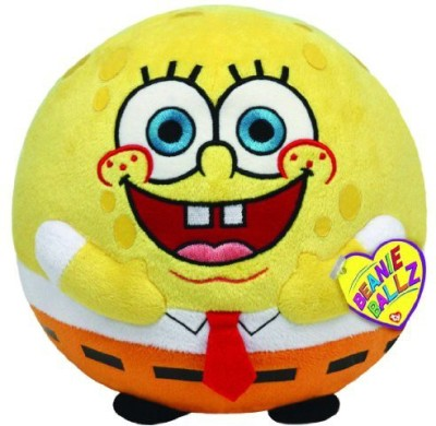 SpongeBob SquarePants Ty Beanie Ballz Spongebob (Medium)