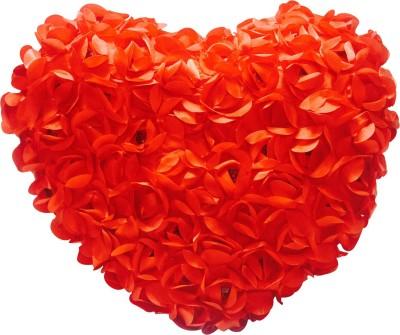 Priyankish Rose Heart Soft Toy Gift Set
