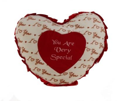 Priya Shop heart cushion  - 14 inch
