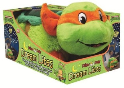 Pillow Pets Dream Lite TNT - Michelangelo  - 25 inch