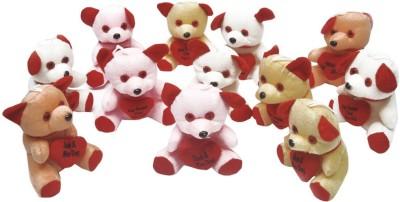 ARIP Cute 6 Inch 12 Teddy  - 6 inch