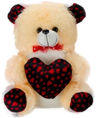 Ganpati Traders Heart Teddy  - 15 inch