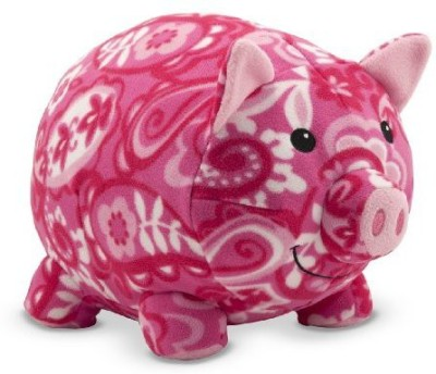 Melissa & Doug Patty Pig Plush