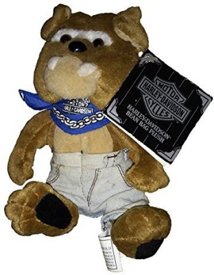 Harley-Davidson Harley Davidson Bean Bag Plush Spike The Bulldog