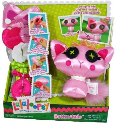Bitty Buttons Lalaloopsy Button Tails Cat