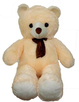 Monopoly Bear With Long Legs Cream 120 Cm  - 120 cm