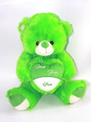 Cuddles Collections Just For you Green 45  - 45 cm