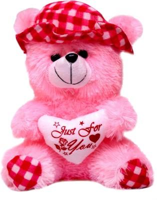 Vpra Mart Red Cup Teddy Bear  - 25 cm