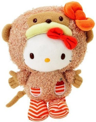 Sanrio Hello Kitty 10 Inch Animal Plush Monkey