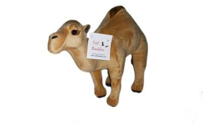 Soft Buddies Camel  - 9 inch