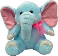 Joey Toys Honey Elephant  - 10 Inch(Blue)