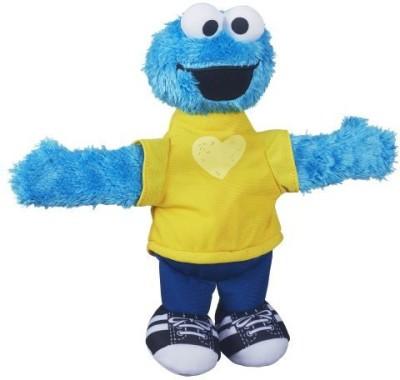 Sesame Street Playskool Cookie Monster Hugs Forever Friends