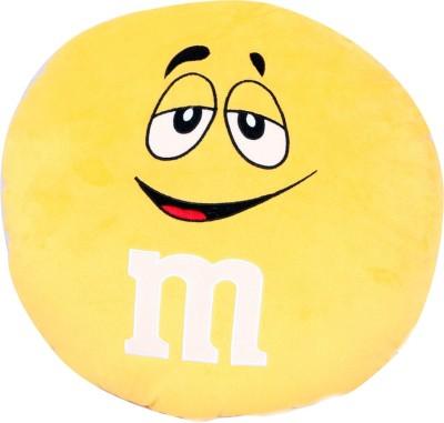 Emerge M Yellow Cushion  - 8 inch