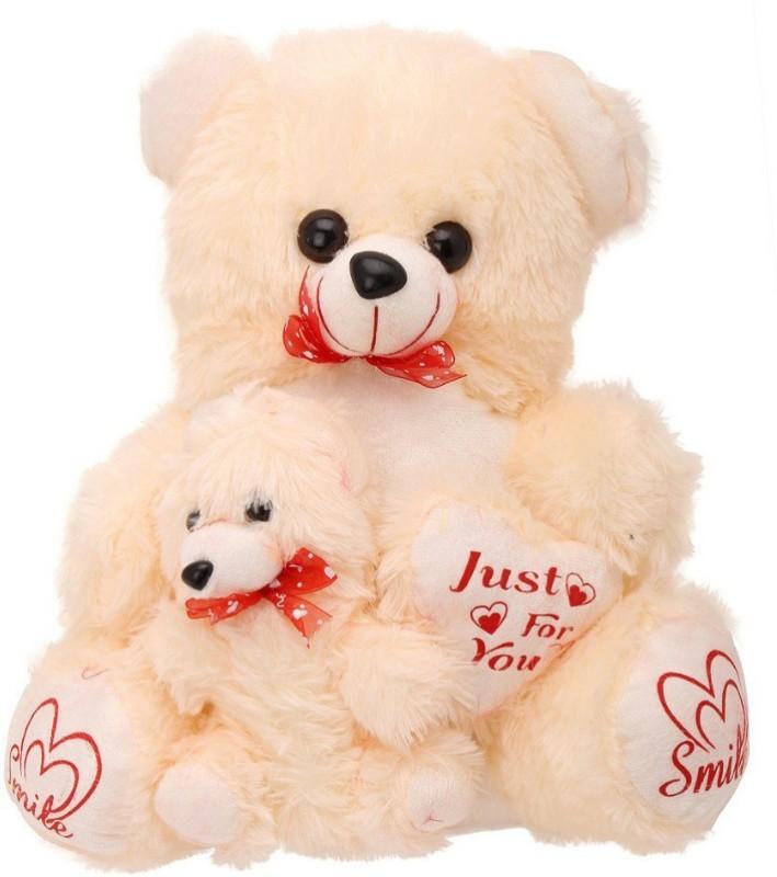 Ktkashish Toys Kashish Cute Cream Baby Teddy Bear 20 Inch  - 20 inch(Beige)