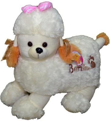 Gifts & Arts Soft Poodle Dog  - 40 cm
