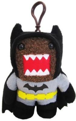 Domo Batman Clip On Plushblack