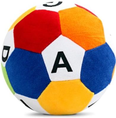 Vpra Mart ABCD Soft Toy Ball  - 20 cm