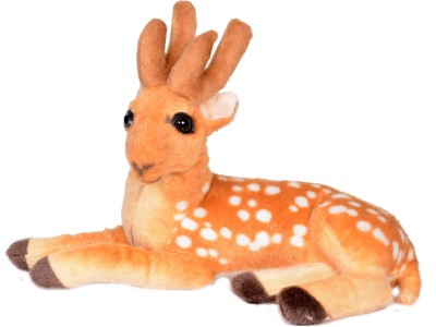 Toy Slam Soft Cute Deer Combo(Pack of 2) - 49 cm  - 20 cm