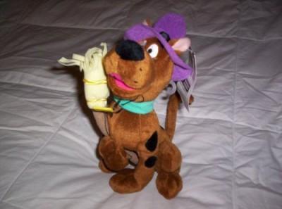 Warner Bros. Scoodoo Witch Bean Bag Plush