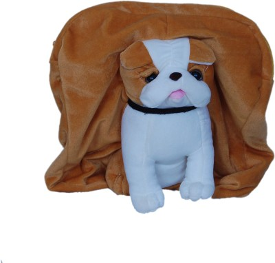 Real Deals SOFT BAG WITH DOG  - 40 cm