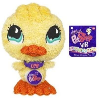 Hasbro Littlest Pet Shop Vip Pets Duck