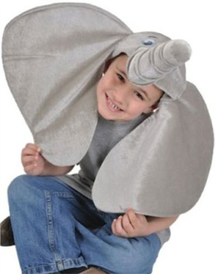 Rhode Island Novelty Plush Elephant Hat Costume Party Cap
