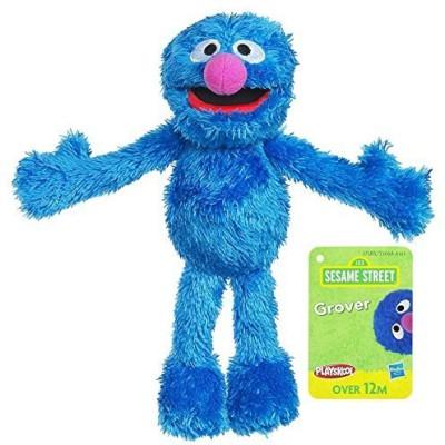 Sesame Street Plush Grover9 Inch