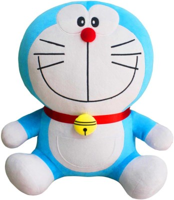 UNIQUEGIFTS2015 14 Inch Doraemon Soft Toy  - 14 inch