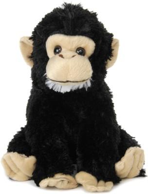 Wild Republic CK Chimp Baby - 9.7 inch (Multicolor)