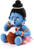 Saugat Traders Makhan Chor  - 12 inch(Blue)