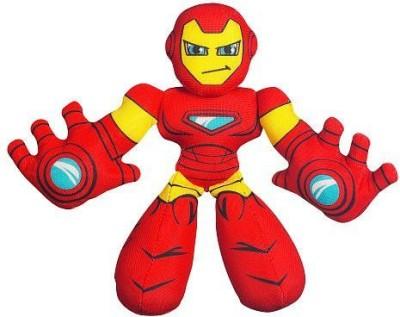 Hasbro Playskool Heroes Marvel Bean Bashers Iron Man