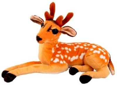 Arthr Deer Soft Stuffed Toy  - 32 cm