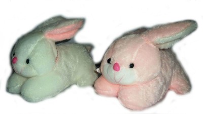 Cuddles Lovely Looking Rabbit Combo  - 27 cm
