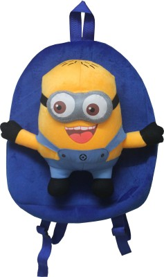 Tipi Tipi Tap Minion Soft Toy Bag For Kids  - 30 cm