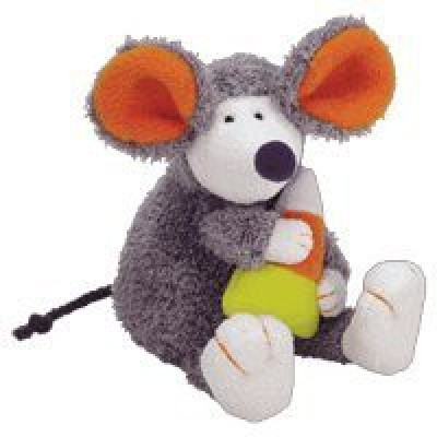 TY Beanie Babies Ratzo The Rat (Halloween Version Internet