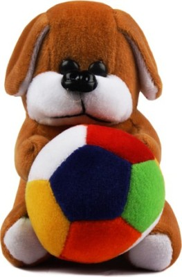 Tinytot Dog With Ball  - 1.65 mm