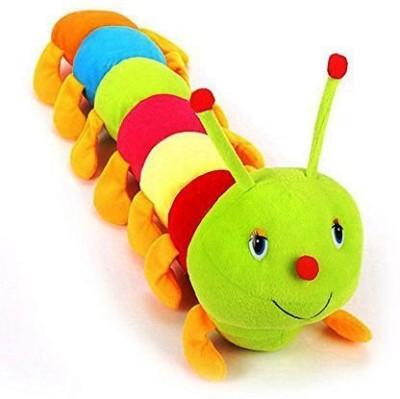 VRV VRV Cute Colorful Caterpillar  - 5 cm