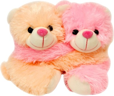 My Dress My Style Cute Teddy Bear Couple  - 11 inch