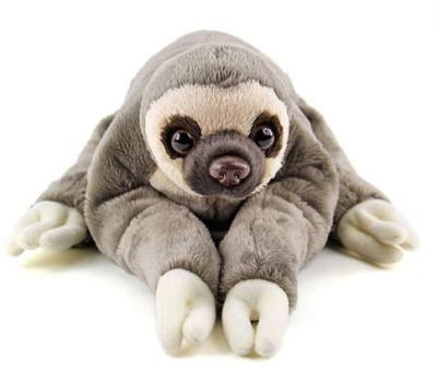 Colorata Real-toed sloth stuffed series Nesoberi (japan import)  - 24 inch